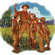 Scoutmaster Poster