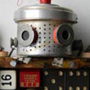 Scrap Bot Poster