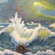 Sculpting Tide Poster
