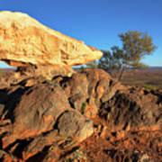 Sculpture Park Broken Hill Poster