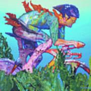 Sea Cycler Poster