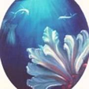 Sea Fan Poster