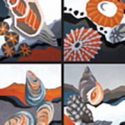 Sea Floor Poster