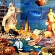 Sea Garden Poster