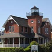 Sea Girt Lighthouse - N J Poster
