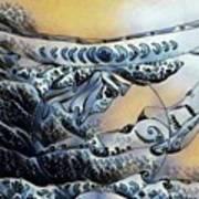 Sea Shaman Poster
