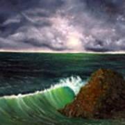 Sea Shine Poster
