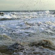 Sea Spray Poster