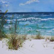 Sea Study 08 Poster