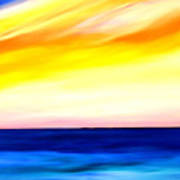 Sea Sweet Sky Poster