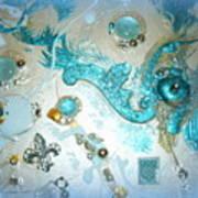 Seablue Poster