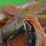 Seafood Poster