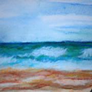 Seascape I Poster