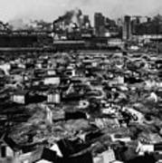 Seattle: Hooverville, 1933 Poster