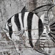 Seawall Art Poster