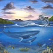 Seaworld Poster