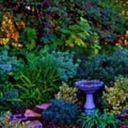Secret Garden Poster by Helen Carson