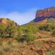 Sedona Landscape - 1 - Arizona Poster