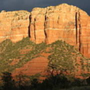 Sedona Sandstone Standout Poster