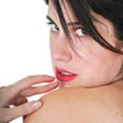 Seductive Woman Poster