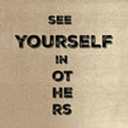See Yourself #1 Poster