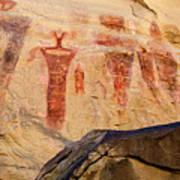 Sego Petroglyphs Utah 3 Poster