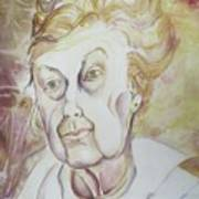 Self Portrait 2011 Poster