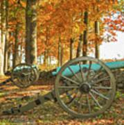 Seminary Ridge Poster