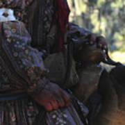 Seminole Horseman Poster