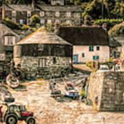 Sennen Cove Cornwall Poster