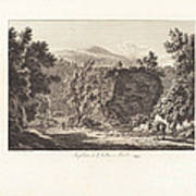 Sepolcro Di L. Cellio A Tivoli Poster