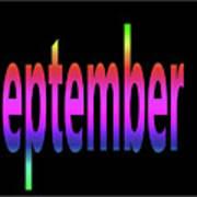 September 3 Poster
