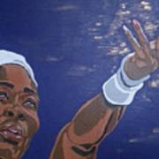 Serena Williams Poster