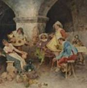 Serenade In The Tavern Poster