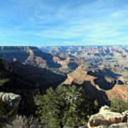 Serene Canyon Poster