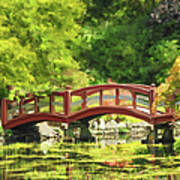 Serenity Bridge II Poster
