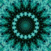 Serenity Mandala Poster