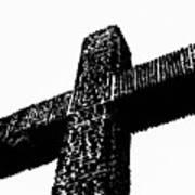 Serra Cross Poster