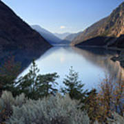 Seton Lake  British Columbia Poster