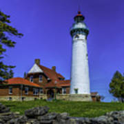 Seul Choix Point Lighthouse Poster