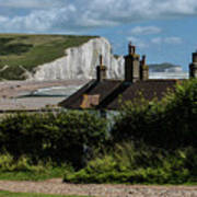 Seven Sisters Cottage Poster