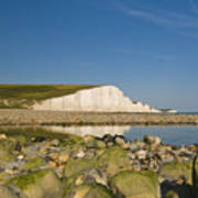 Seven Sisters Sussex Poster