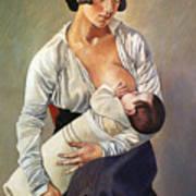 Severini: Maternity, 1916 Poster
