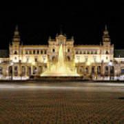 Sevilla Seville Andalucia Spain Poster