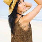 Sexy Beach Adventure Poster