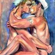 Sexy Sailors Poster
