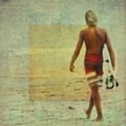 Shades Of Summer Poster