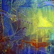 Shadow Of The Dream IIi Poster by Lolita Bronzini
