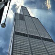 Willis Tower Poster