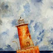 Sharps Island Lighthouse Poster